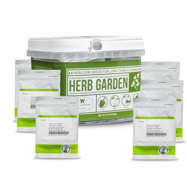 Herb Heirloom Seeds