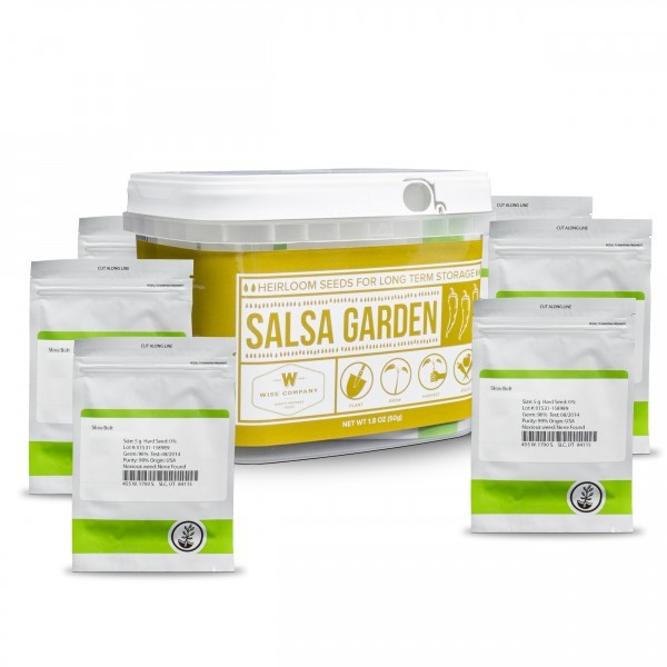 Salsa Heirloom Seeds