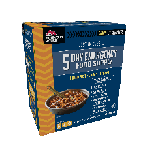 Mountain House Just In Case...® 5 Day Emergency Food Supply