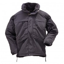 5.11 3-in-1 Parka, 2-Xlarge, Black