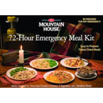 Mountain House Just in Case... 72 Hour Kit