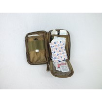 "Basic First Aid ""Boo Boo"" Kit with Pouch"