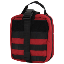 Blowout Kit with Rip-away Pouch - Red
