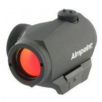 Aimpoint Micro H-1 4 MOA with Standard Mount 4 MOA
