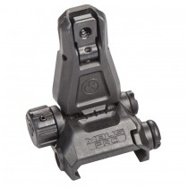 MBUS Pro Back-Up Sight – Rear - 100% Steel