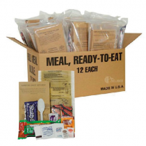 MRE, Case of 12