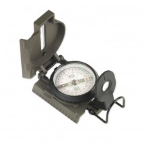 Lensatic Compass w/Metal Case