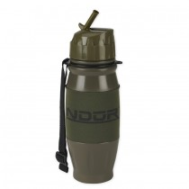 NDUR 28oz Flip Top Bottle w/ filter