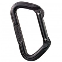 Omega Pacific D Shaped Straightgate Carabiner
