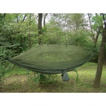 Jungle Hammock w/ Mosquito Net