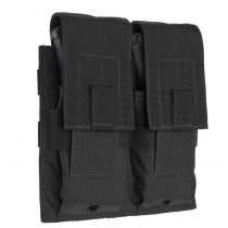 DOUBLE UNIVERSAL RIFLE MAGAZINE POUCH Black