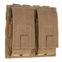 DOUBLE UNIVERSAL RIFLE MAGAZINE POUCH Coyote