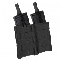 DOUBLE SPEED LOAD RIFLE MAGAZINE POUCH Black