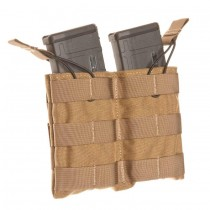 DOUBLE SPEED LOAD RIFLE MAGAZINE POUCH Coyote