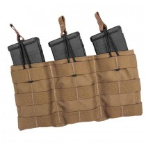 TRIPLE SPEED LOAD RIFLE MAGAZINE POUCH Coyote