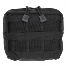 COMPACT GEAR MOLLE POUCH Black