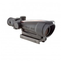 Trijicon ACOG 3.5x35 Illuminated Scope Red Chevron .223 Ballistic Reticle