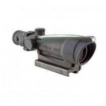 Trijicon ACOG 3.5x35 Illuminated Scope Green Chevron .223 Ballistic Reticle