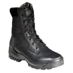 "5.11 ATAC 8"" Boot (Black) - Leather, Size 11 Wide"