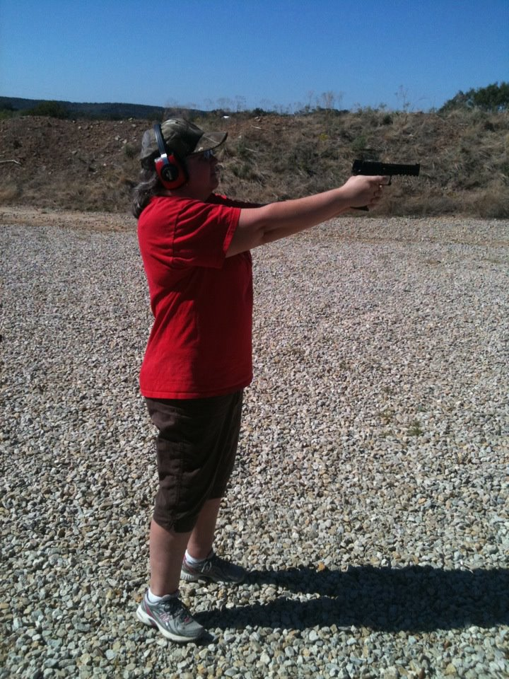 Low Recoil Firearms for Self Defense – Among The Leaves